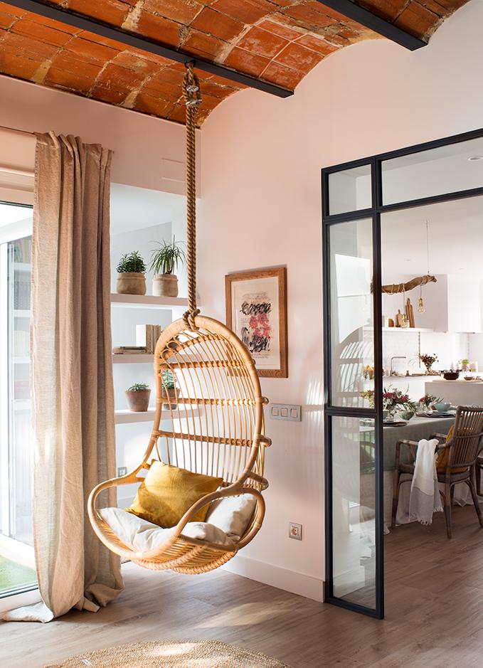 Tener Una Terraza Interior En Casa