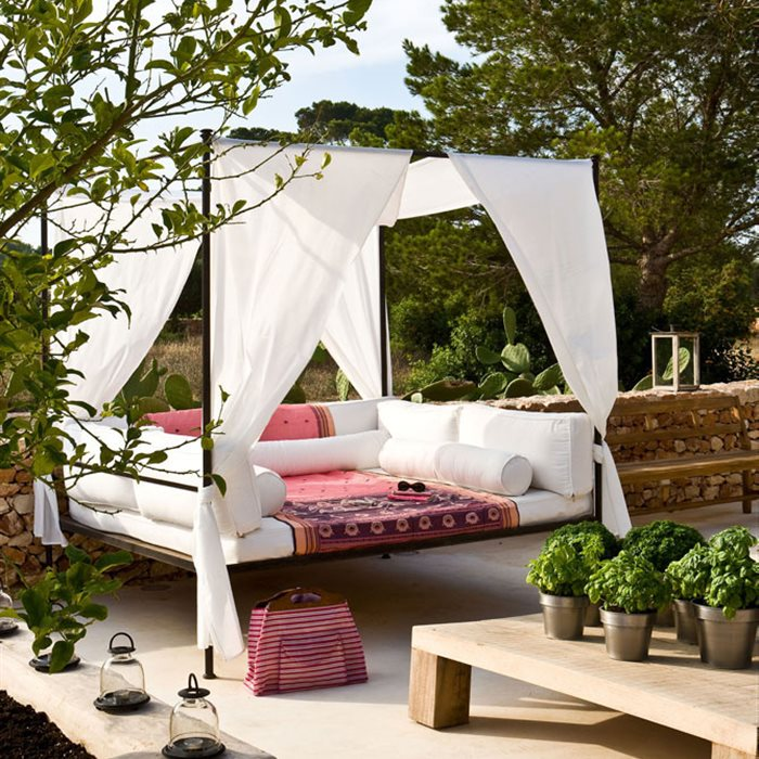Terrazas muebles e ideas para la decoraci n de tu terraza Decoracion de espacios exteriores