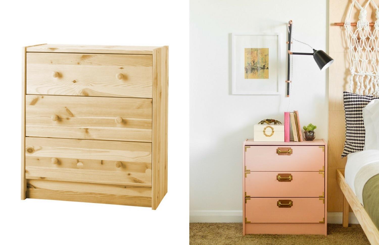 Ideas De Decoracion Con Muebles De Ikea.Las Mejores Transformaciones De Los Muebles De Ikea