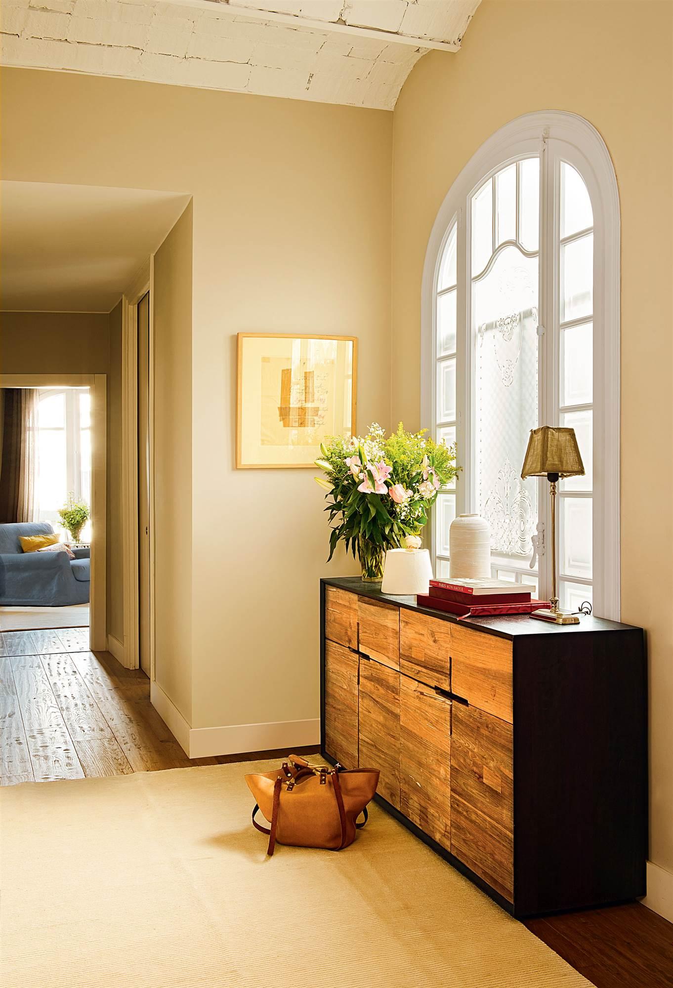 Los colores para pintar el recibidor que mejor le sentar n - Papel de pared para pintar ...