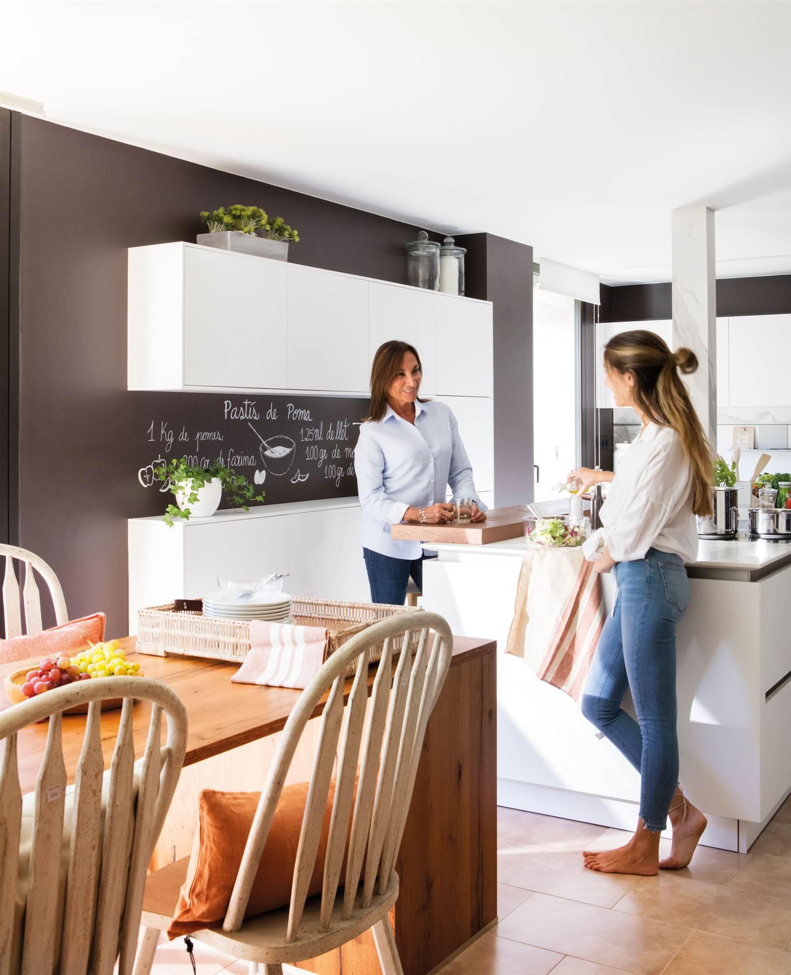 Los colores ideales para pintar tu cocina - Como pinto mi habitacion ...
