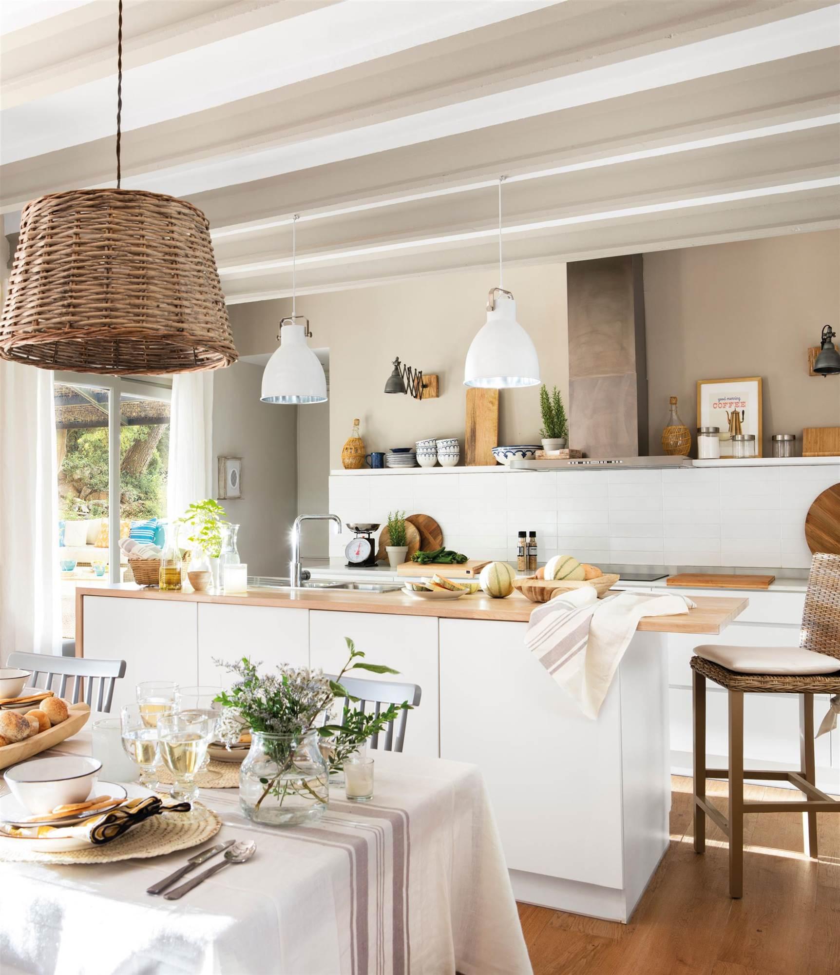 Cocinas pequeñas: ideas decorativas para aprovecharlas y ganar espacio