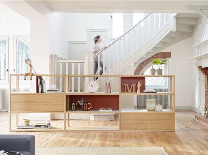 Estanter as de dise o de el mueble for Muebles lufe estanterias