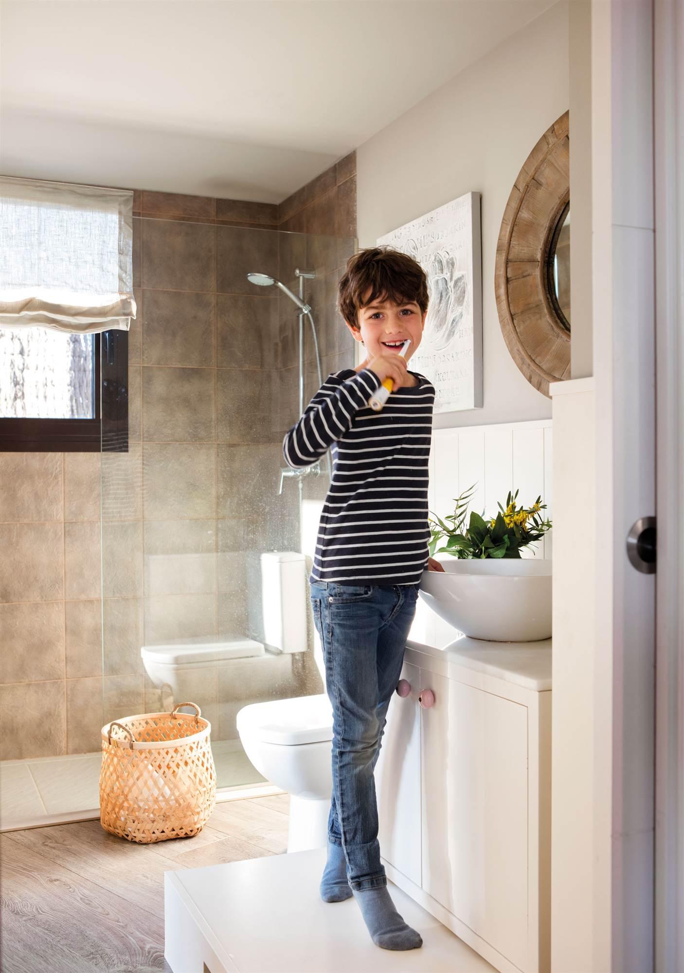 Cómo limpiar bien el baño