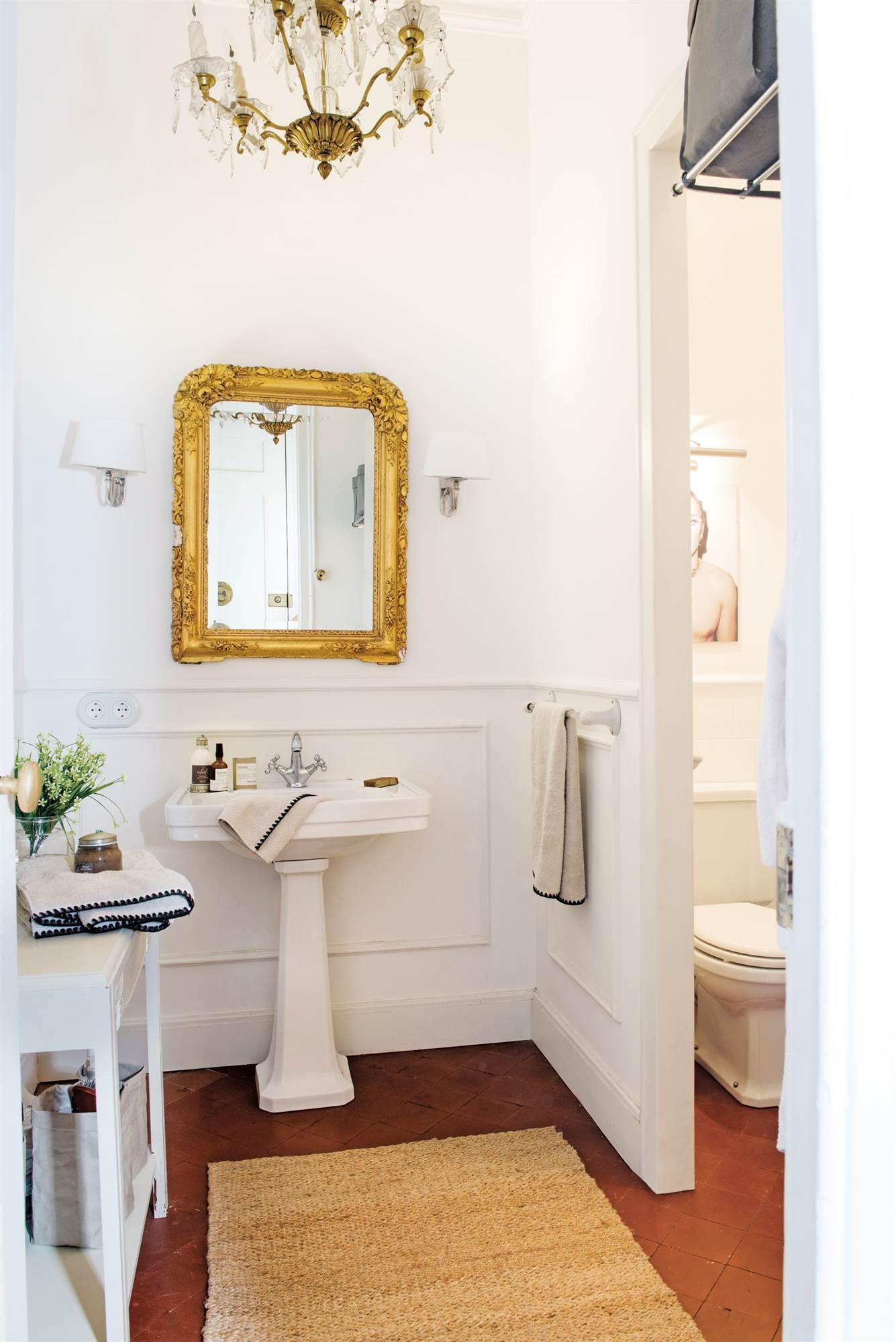 26 lavamanos bonitos estilosos y originales - Iluminacion de bano ...