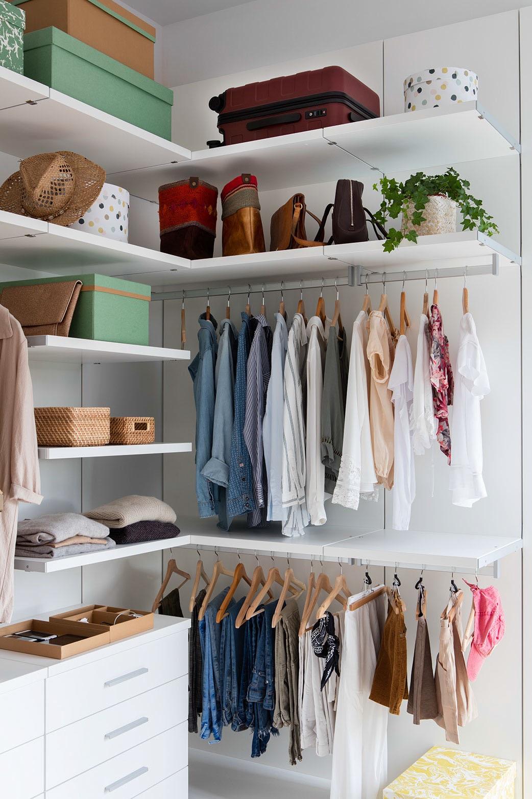 Armarios roperos, armarios de cocina y armarios de baño - El Mueble
