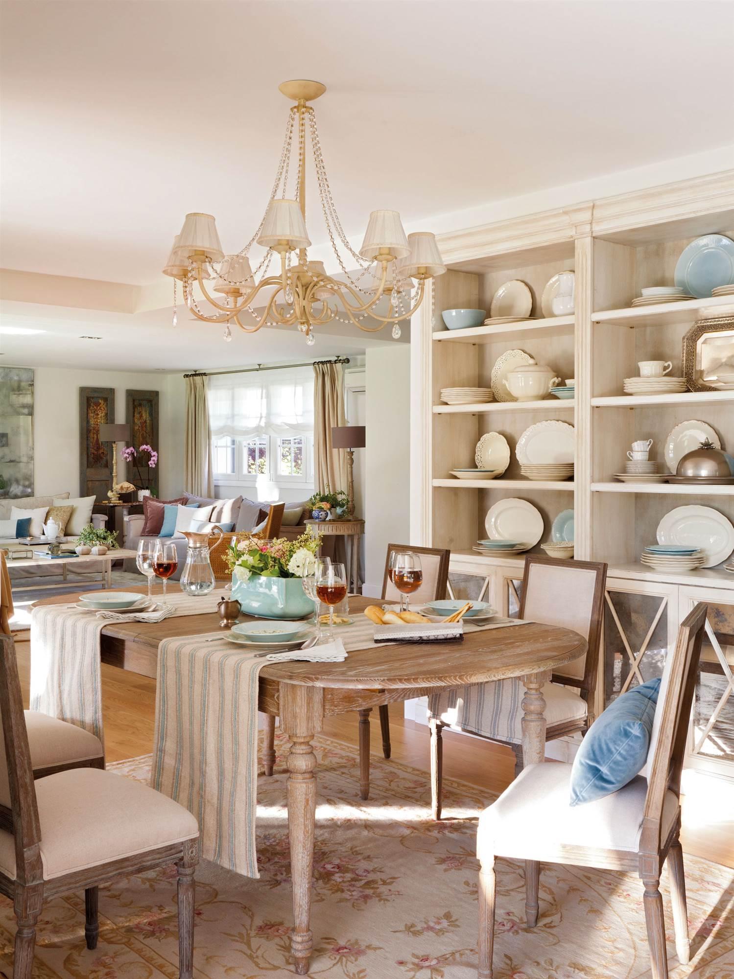 Las mejores ideas de la decoradora y estilista isabel flores - Las mejores mesas de comedor ...