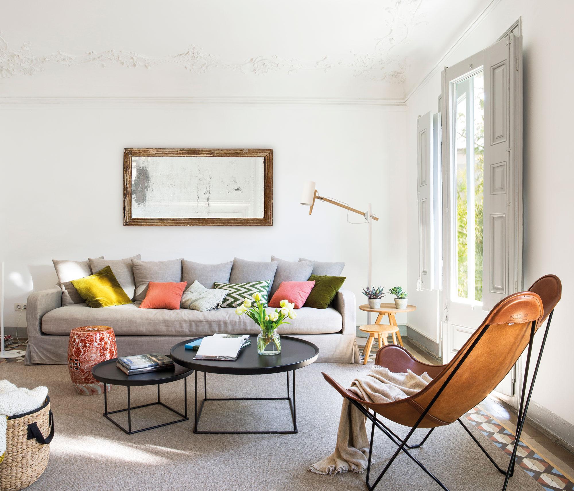 Muebles para espacios peque os - Sofas de diseno moderno ...