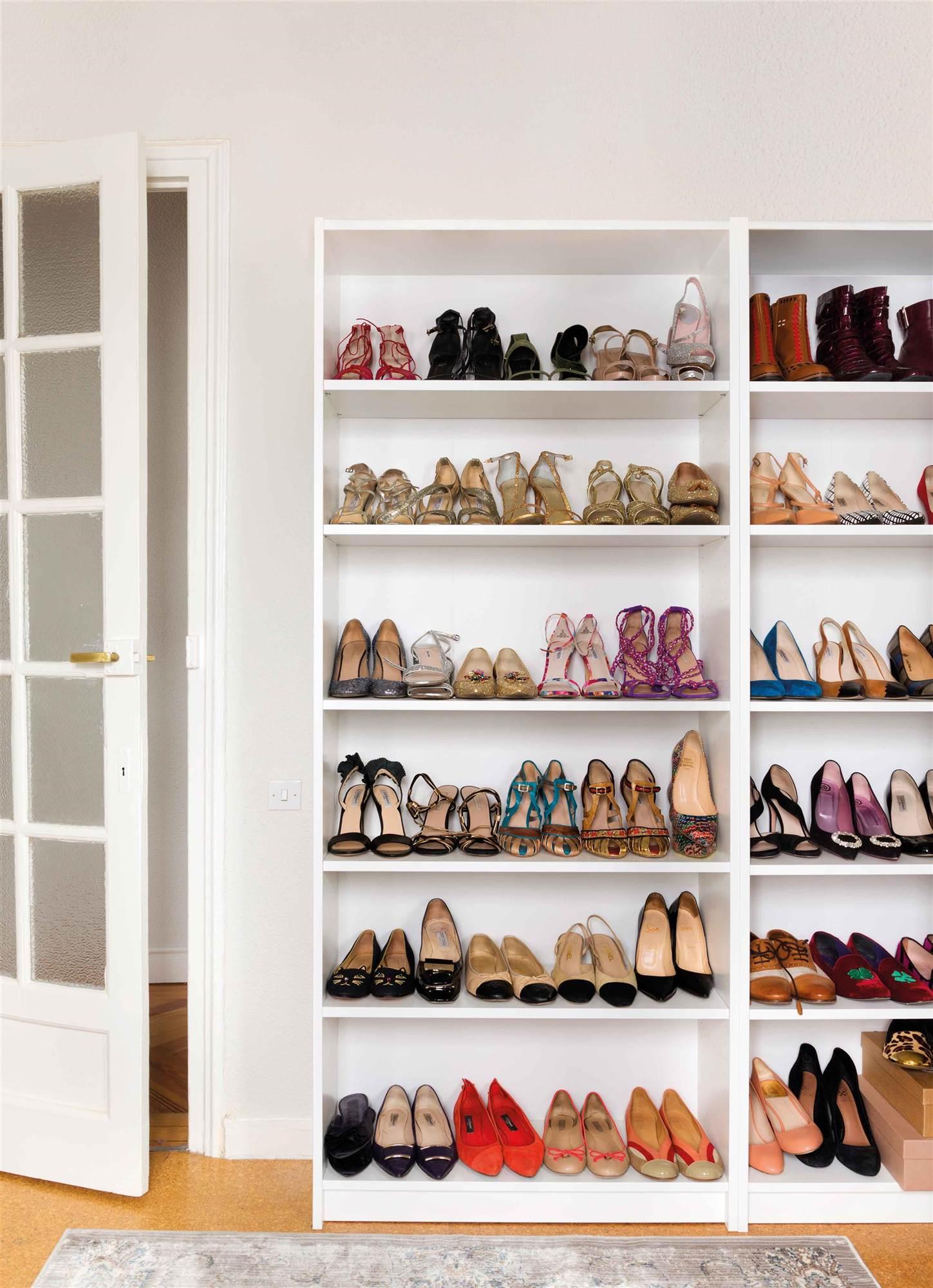 91 fotos de zapateros - Armarios para zapatos ...