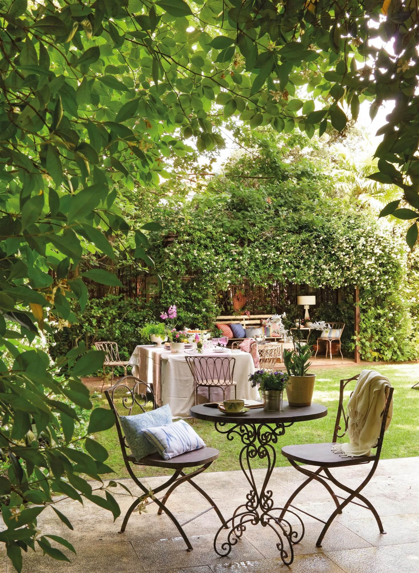 Los 50 jardines más bonitos de El Mueble