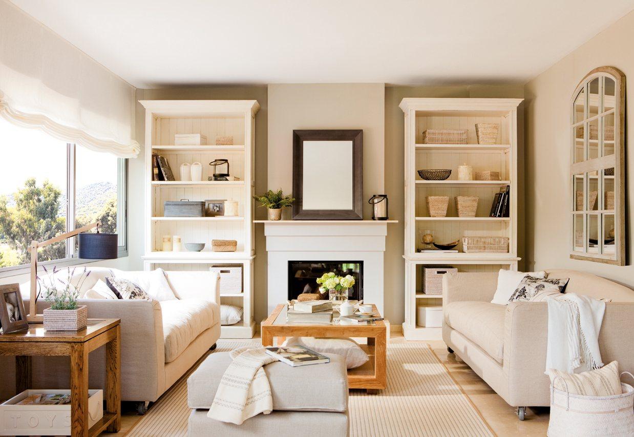 7 pecados capitales de la decoraci n en casa for Adornos para salon de casa