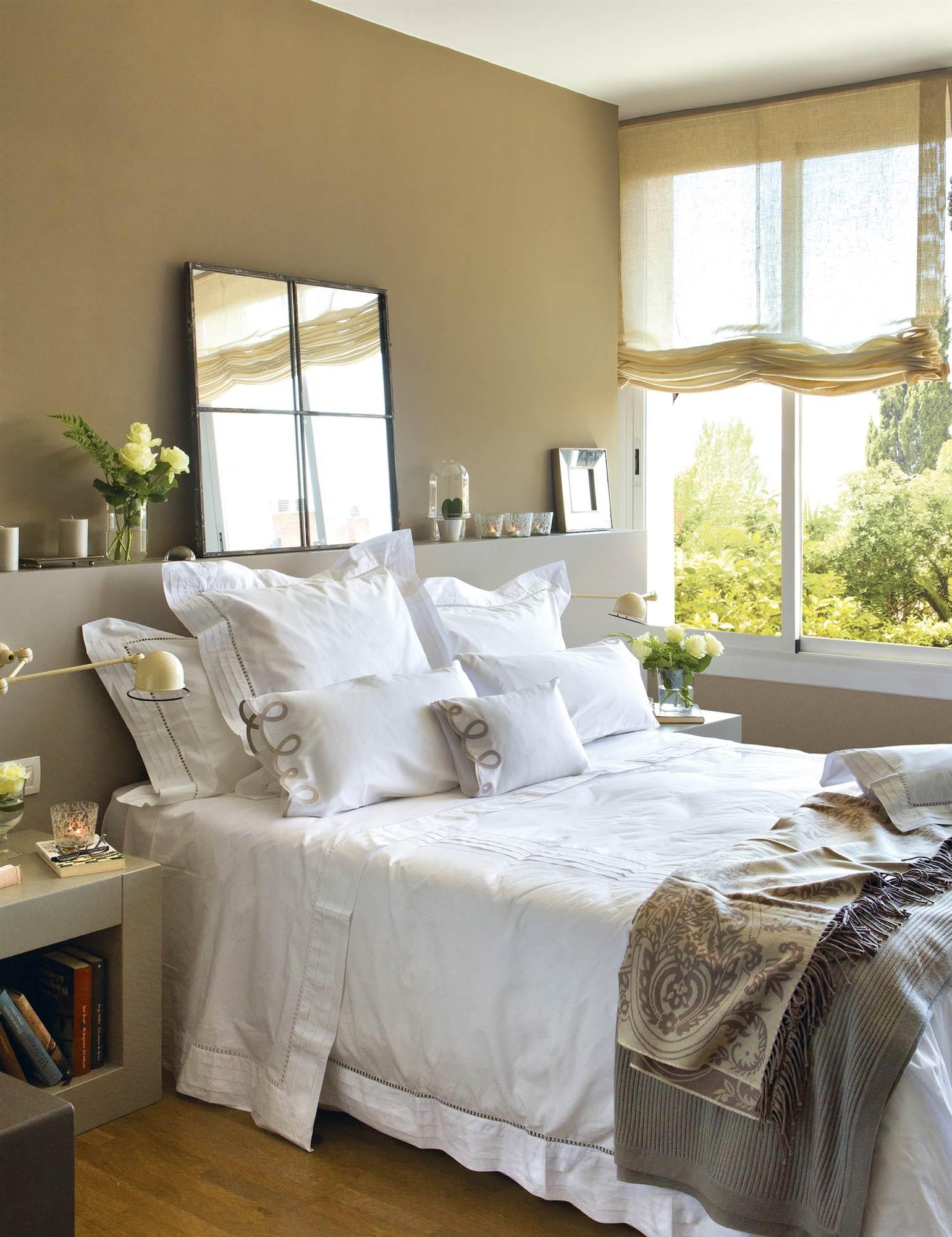 Elegir los colores para pintar las paredes - De que color pintar una habitacion ...