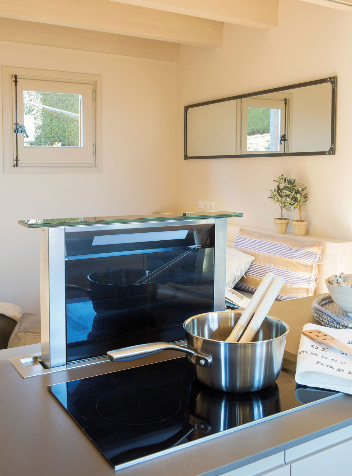 2147 fotos de cocinas for Cocina vitroceramica