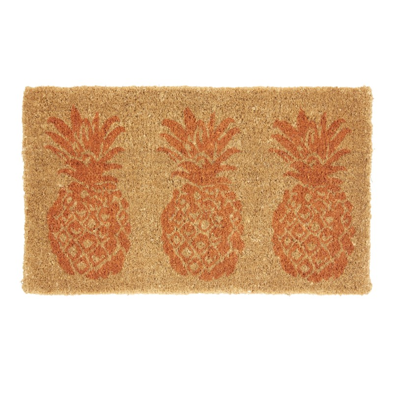 20 felpudo-pineapple-natural Laura Ashley 37€ . Piña para la niña