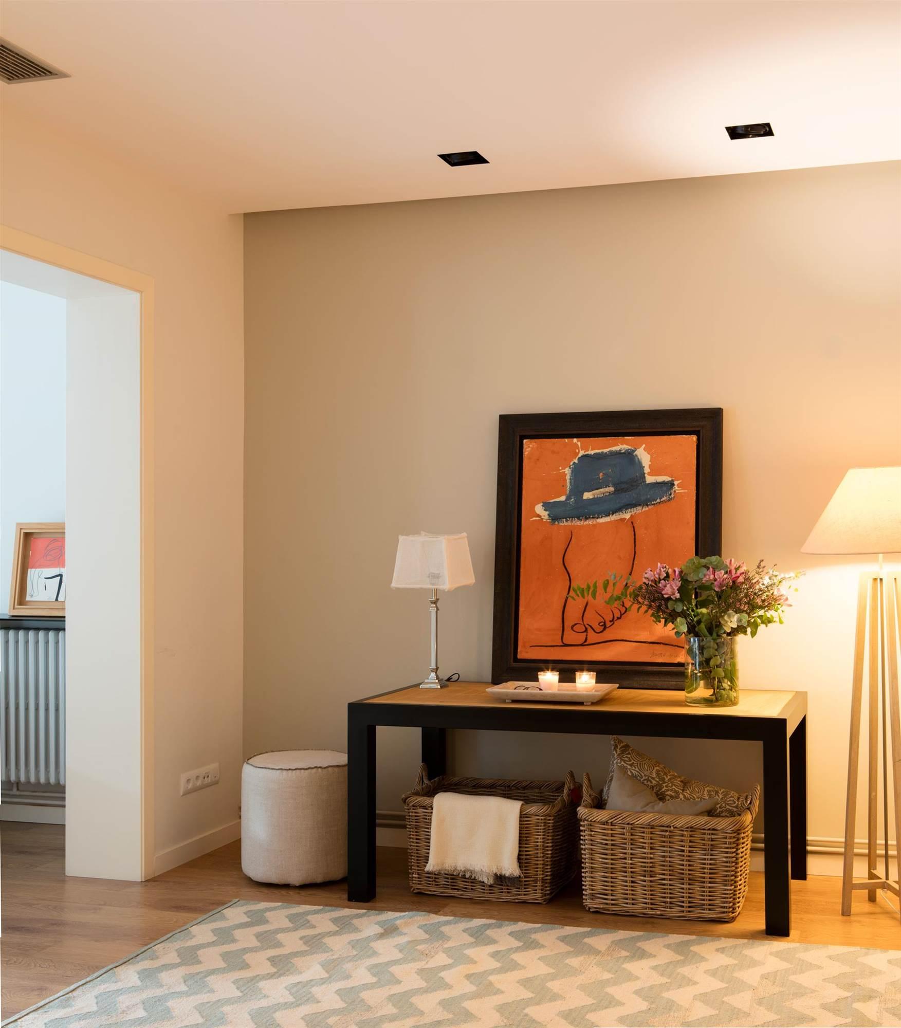 Colores para interiores de casa. Ideas para pintar la casa