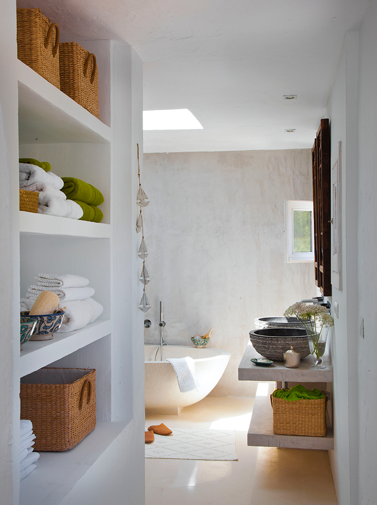 galería de imágenes de azulejos de baño Microcemento En El Bao