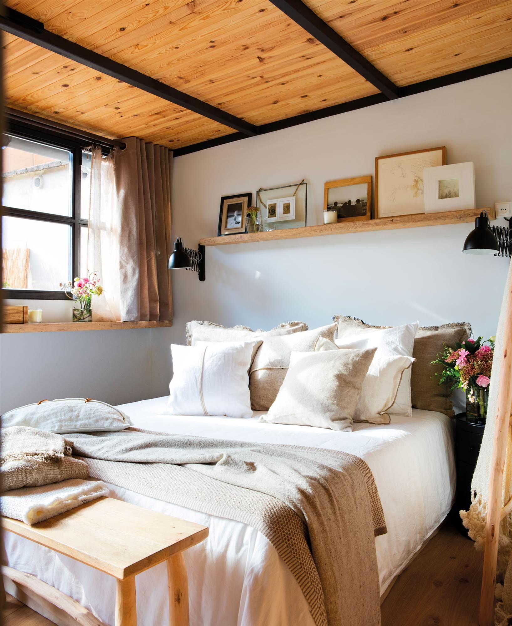 Muebles volados para toda la casa - Focos para dormitorios ...