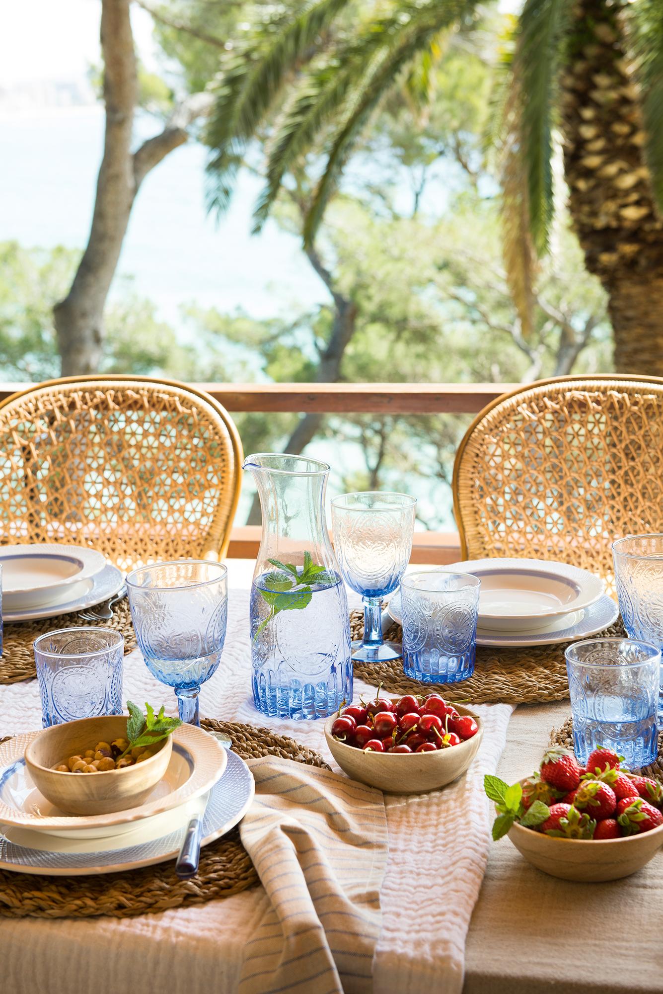 16 ideas para decorar tus mesas de verano