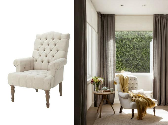 Butacas sillones y butacas c modas para tu casa elmueble for Butacas pequenas y comodas