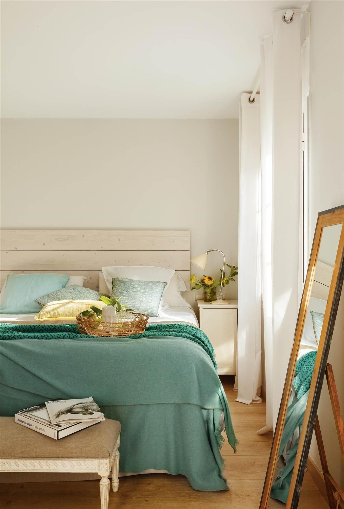 25 dormitorios modernos estilo el mueble for Color de moda para el dormitorio principal