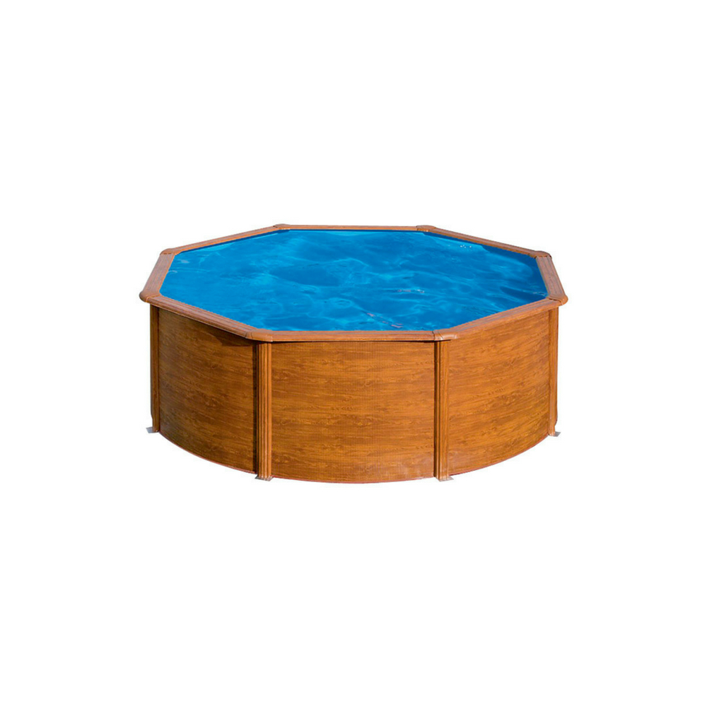 Piscinas desmontables para tu jard n for Bauhaus madera a medida