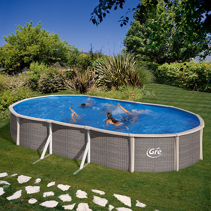 Piscinas desmontables para tu jard n for Piscinas desmontables hinchables