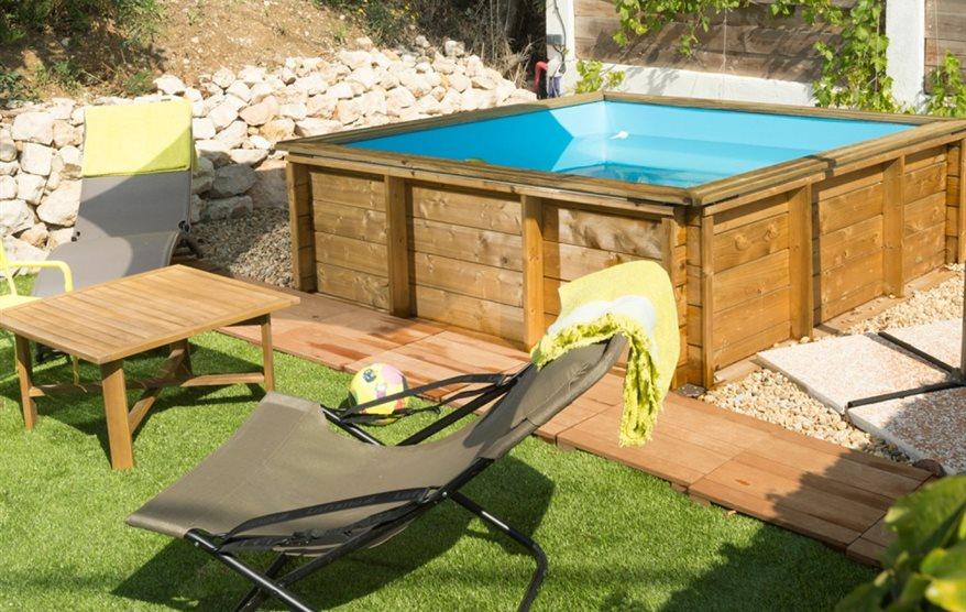 Piscinas desmontables para tu jard n - Precio de piscinas desmontables ...