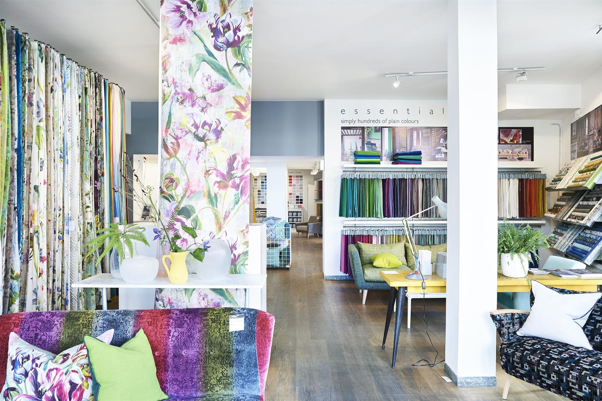 Tiendas de decoraci n de londres - Designers guild telas ...