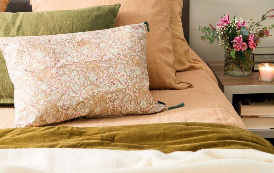Cuáles son las medidas ideales de tus sabanas según tu cama