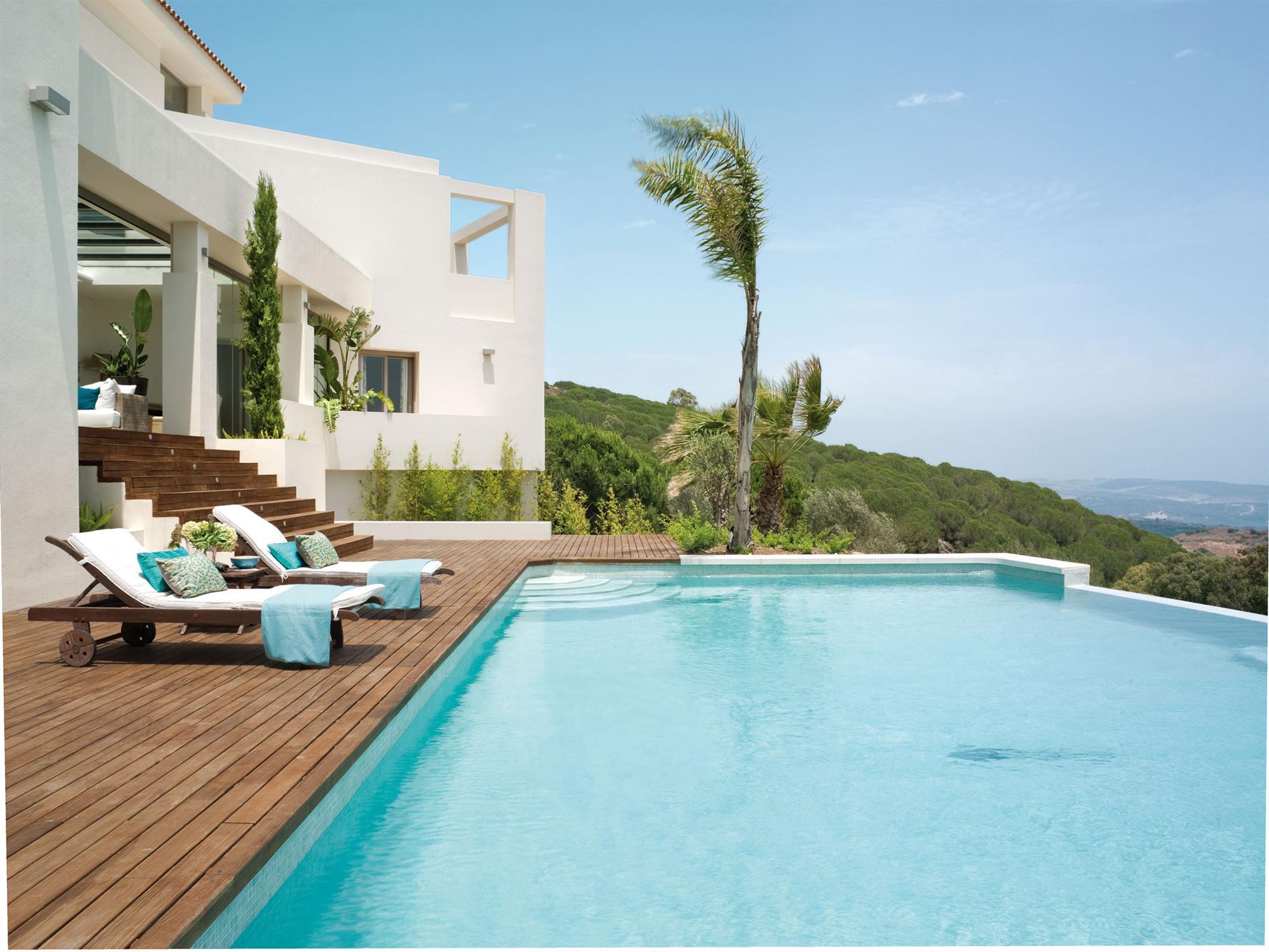 209 fotos de piscinas - Coste mantenimiento piscina ...