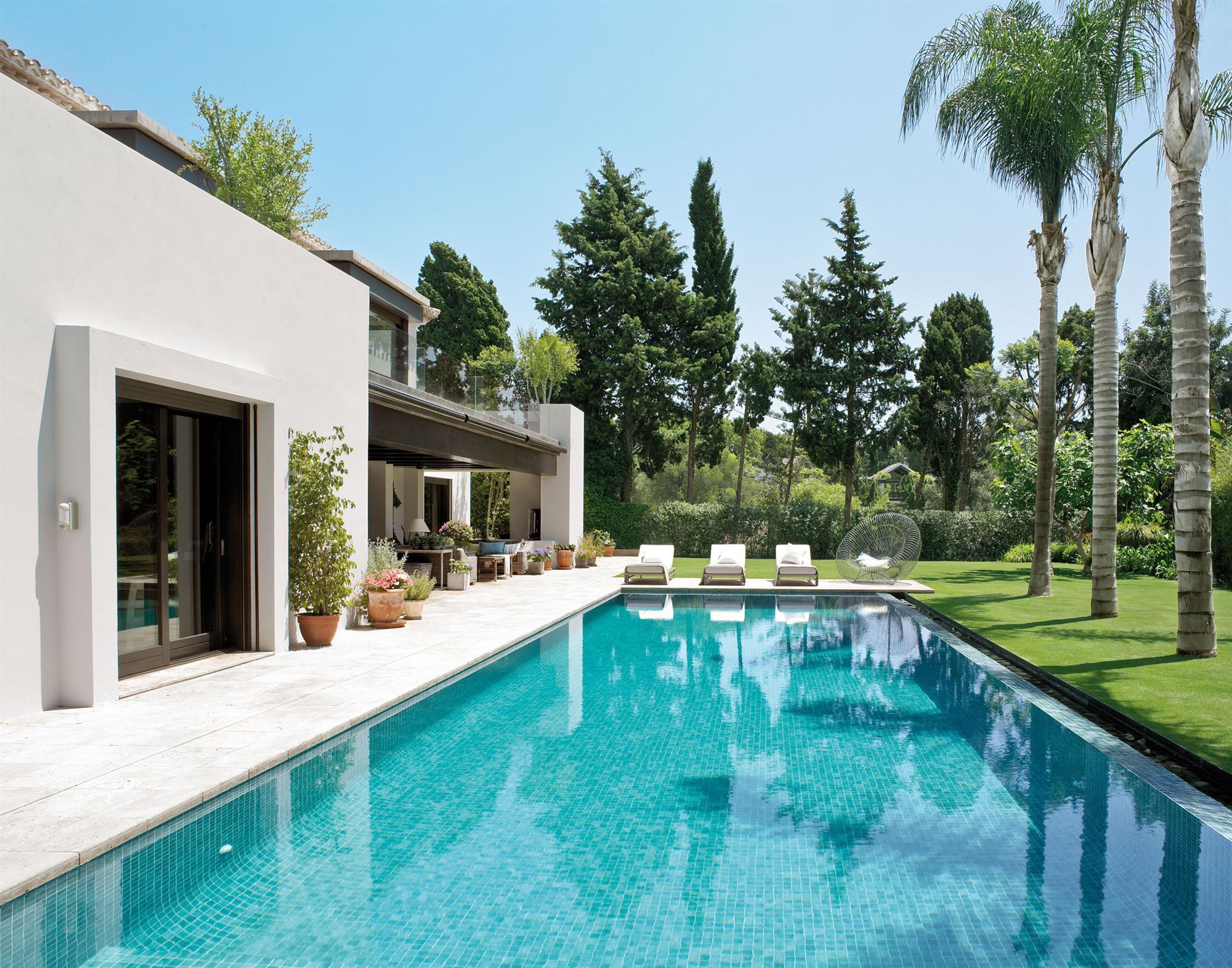 225 Fotos De Piscinas - Decoracion-piscinas-exteriores
