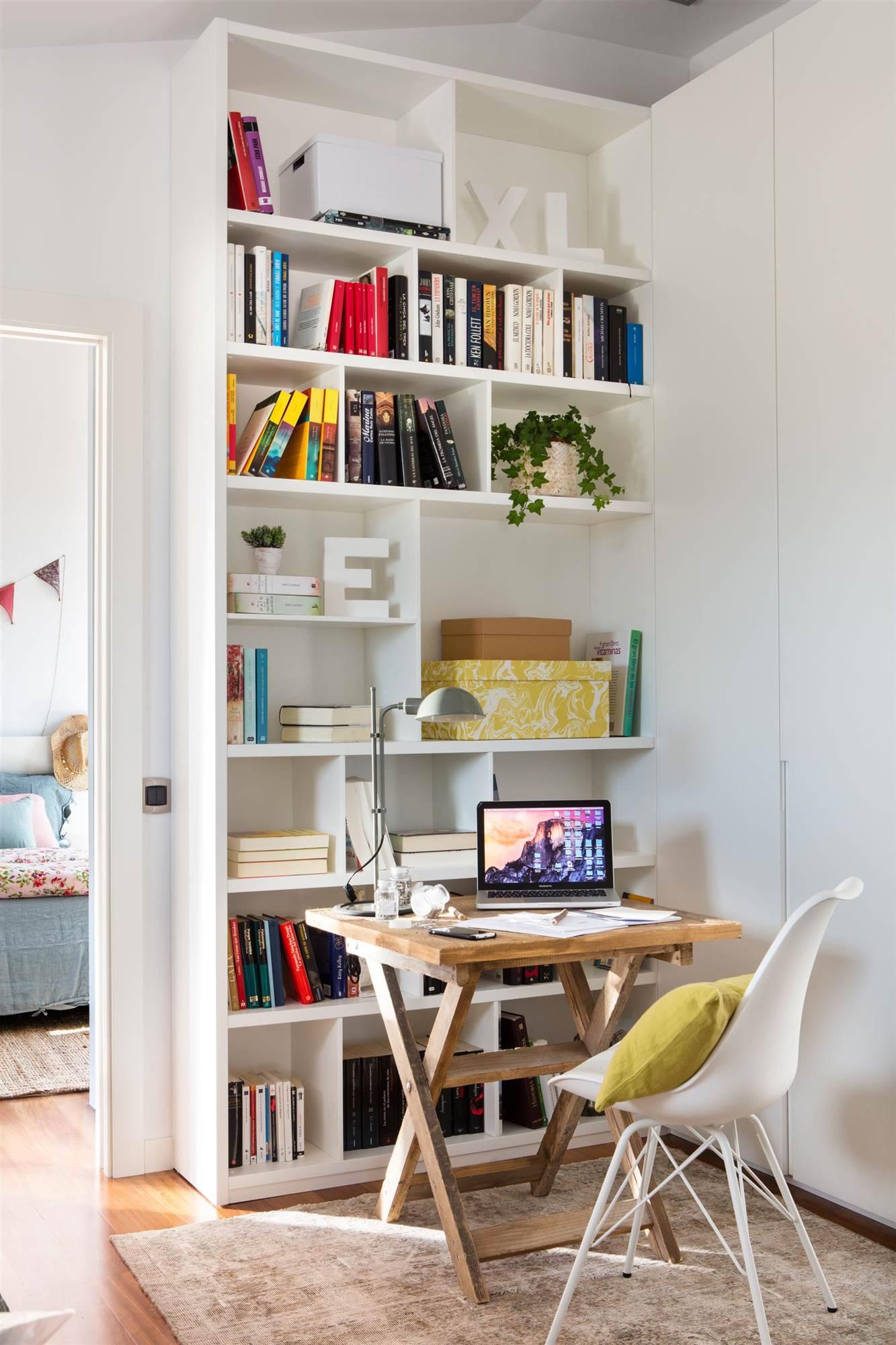 Librer as de todos los estilos en el mueble - Libros de decoracion de interiores ...