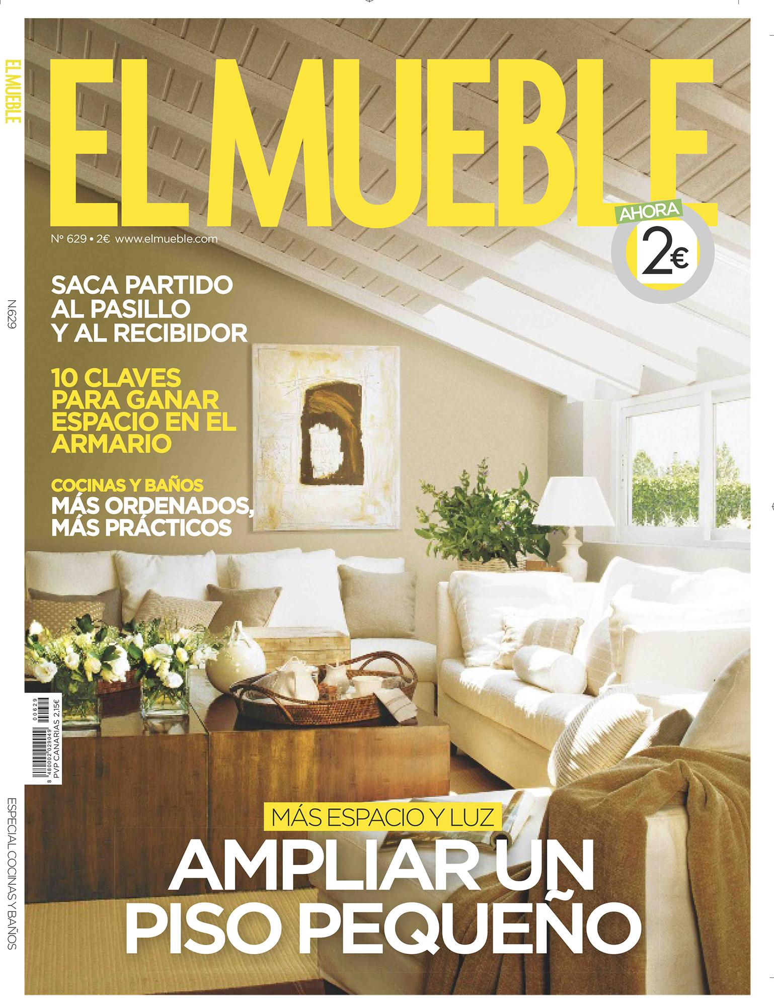 Las 25 mejores portadas de la revista El Mueble