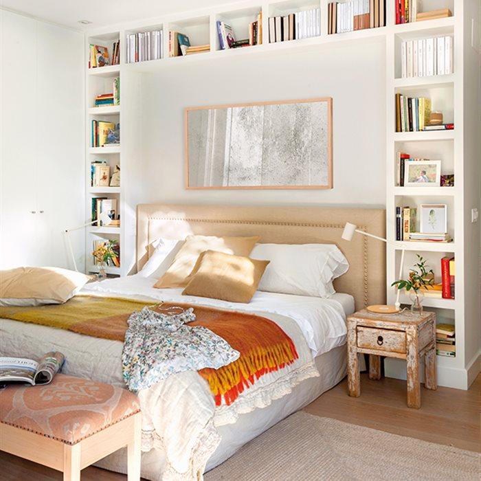 Dormitorios Ideas Para La Decoracion De Tu Habitacion Elmueble - Dormitorios-adultos