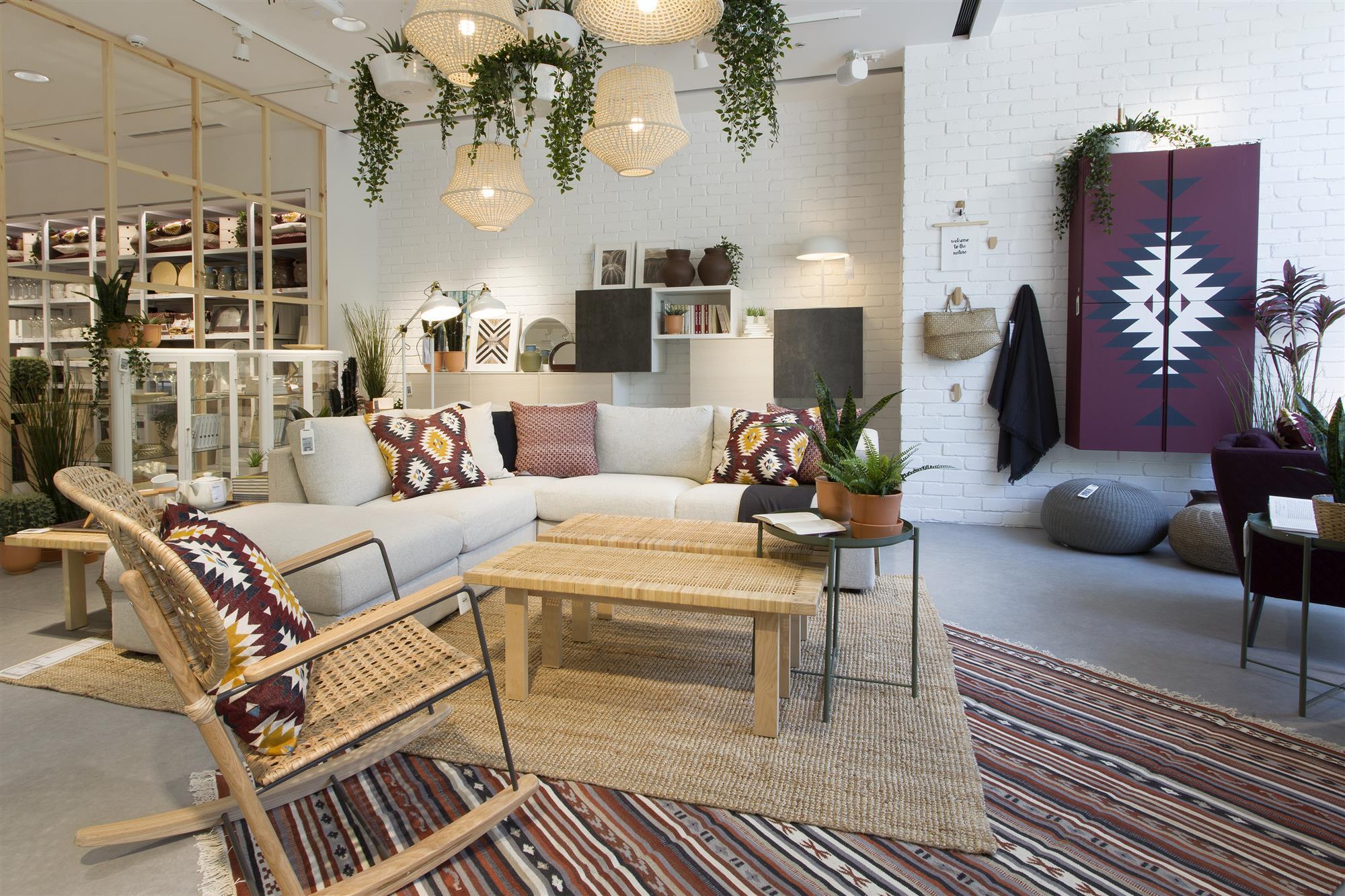 Ikea abre nueva tienda en madrid - Salon pequeno ikea ...