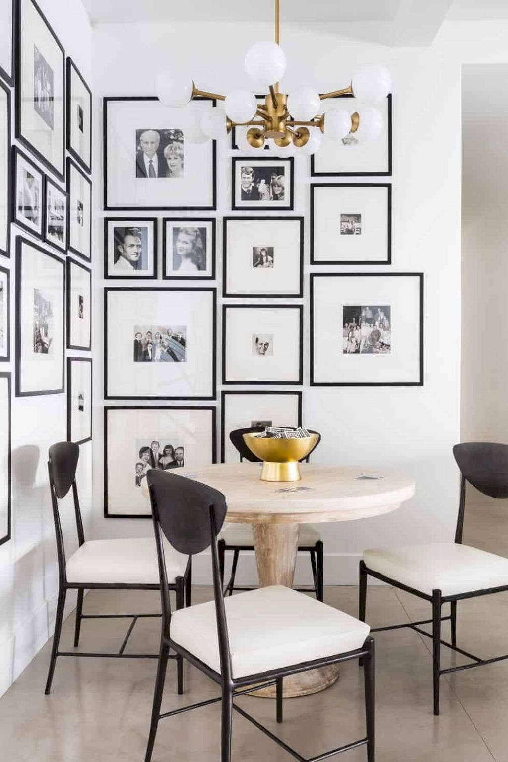 6-Ways-To-Make-The-Most-Of-Your-Dining-Room-Corner-5. El rincón de las fotos