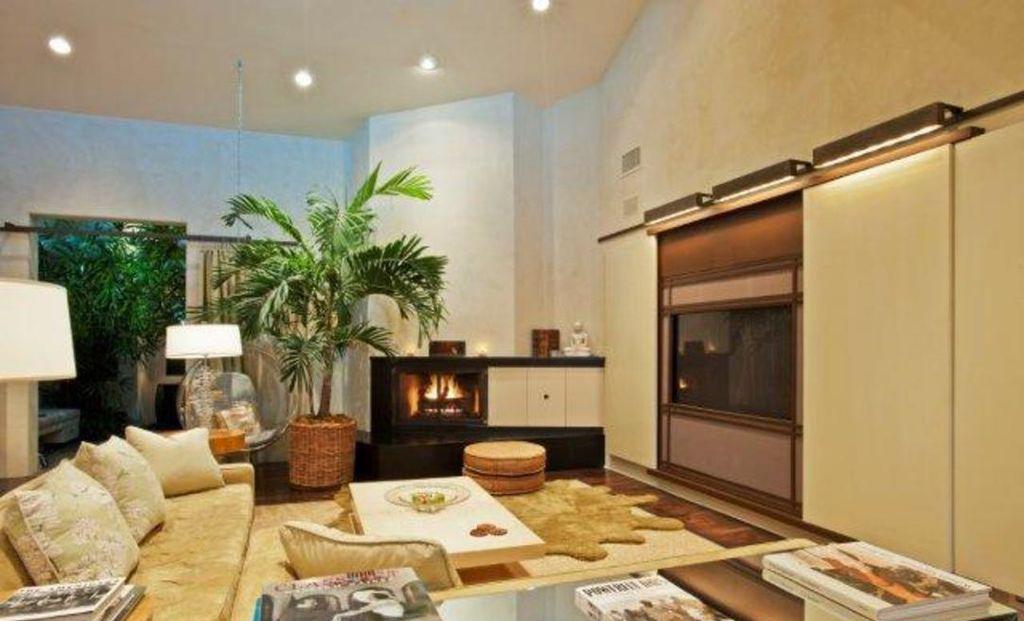 sandrabullock1. sandra bullock salon de su casa en Los Angeles