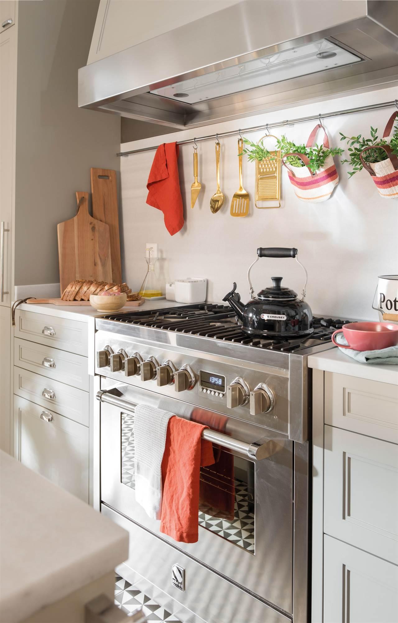 Ventajas e inconvenientes de la cocina de gas