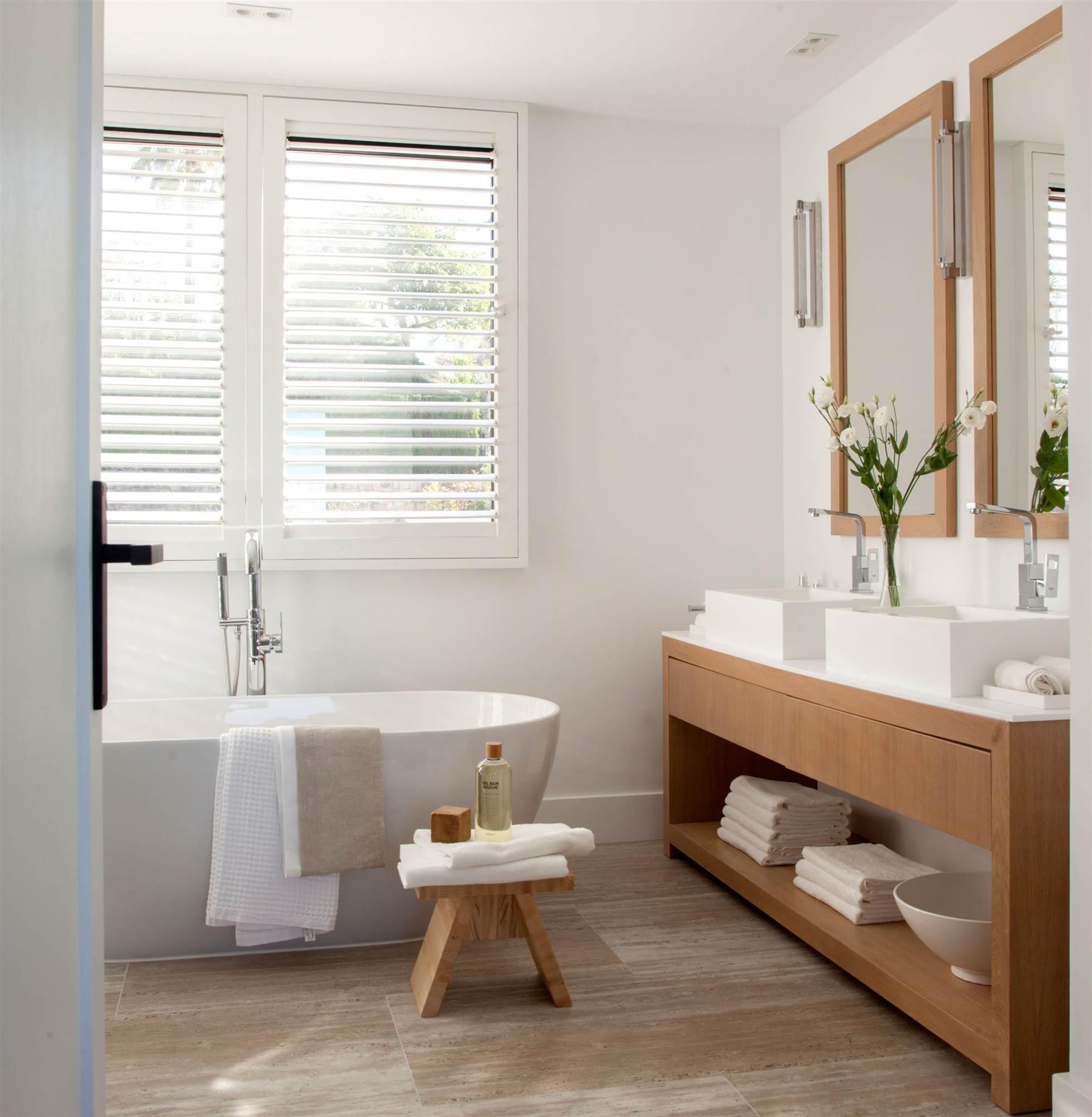 Más de 65 baños modernos espectaculares 2021