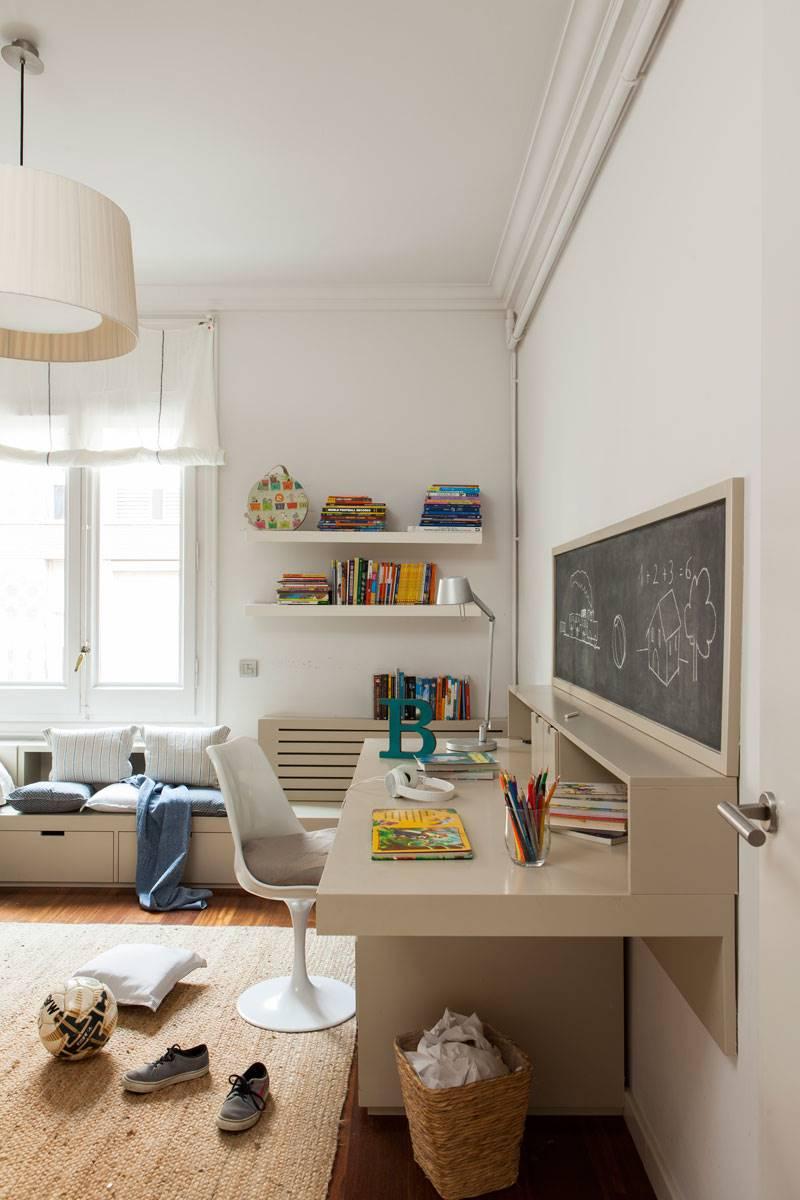 De dormitorio infantil a habitaci n juvenil for Estudiar decoracion de interiores