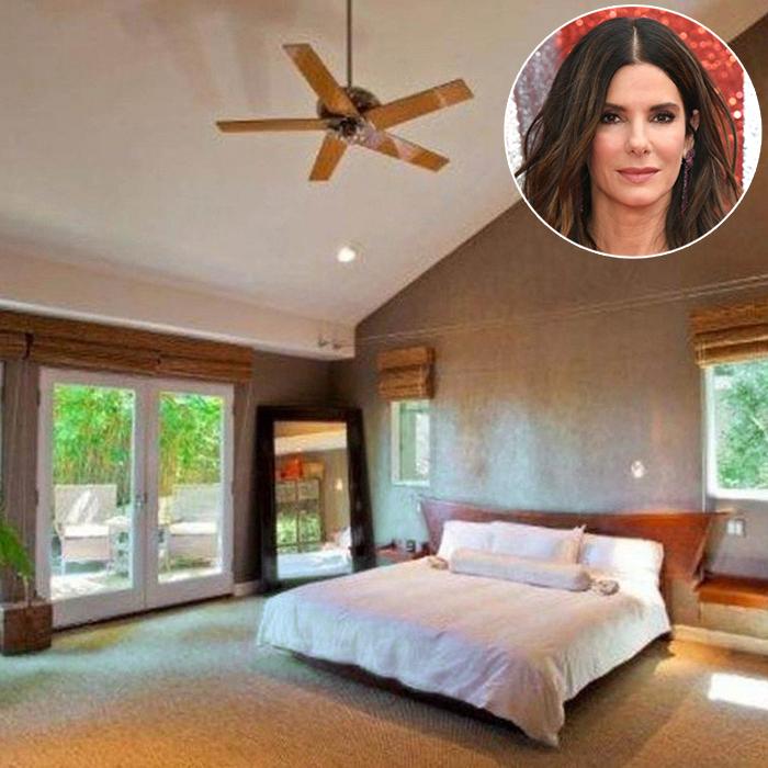 La casa de Sandra Bullock