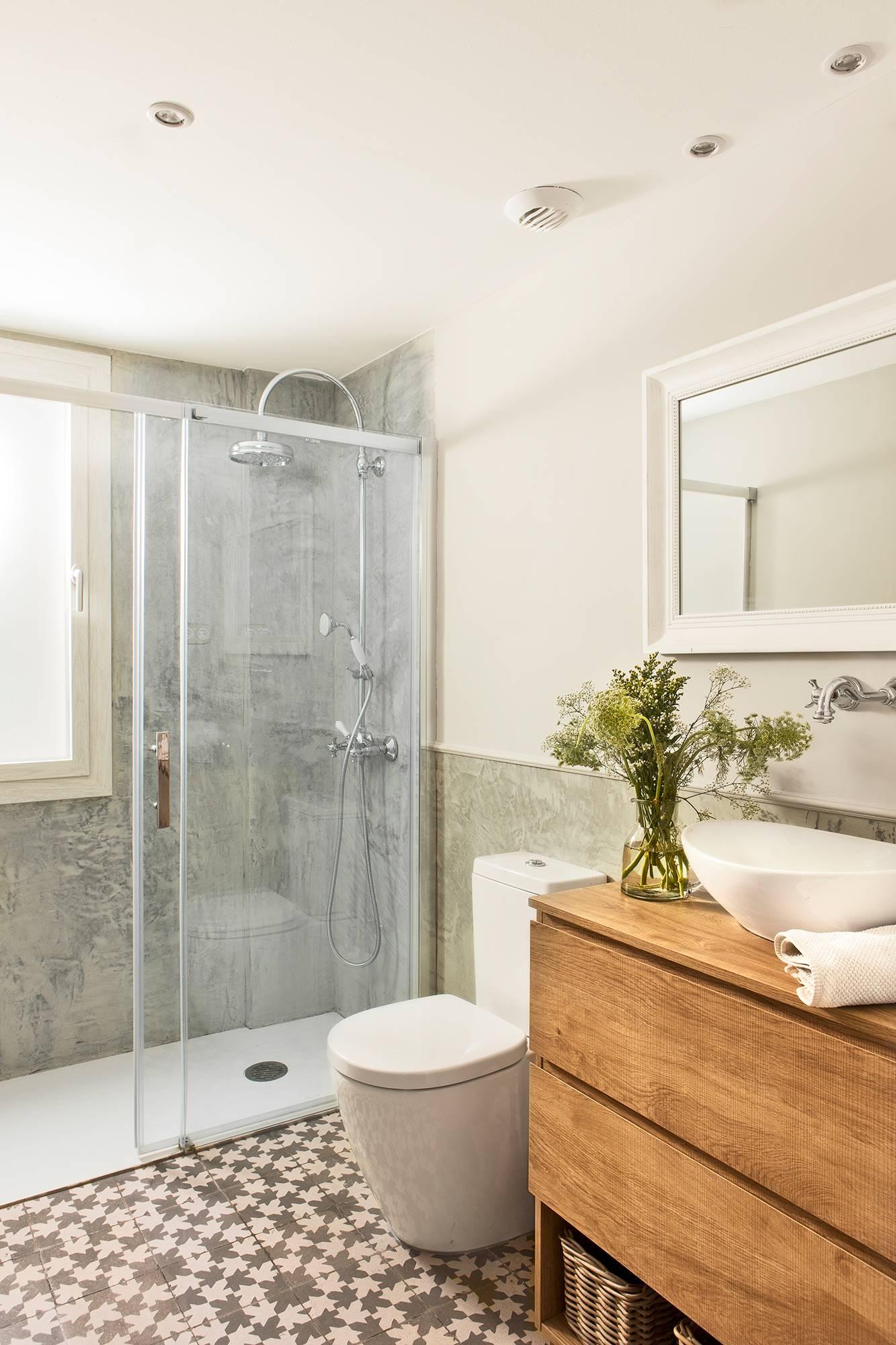 Platos de ducha a ras de suelo - Como instalar un plato de ducha acrilico ...