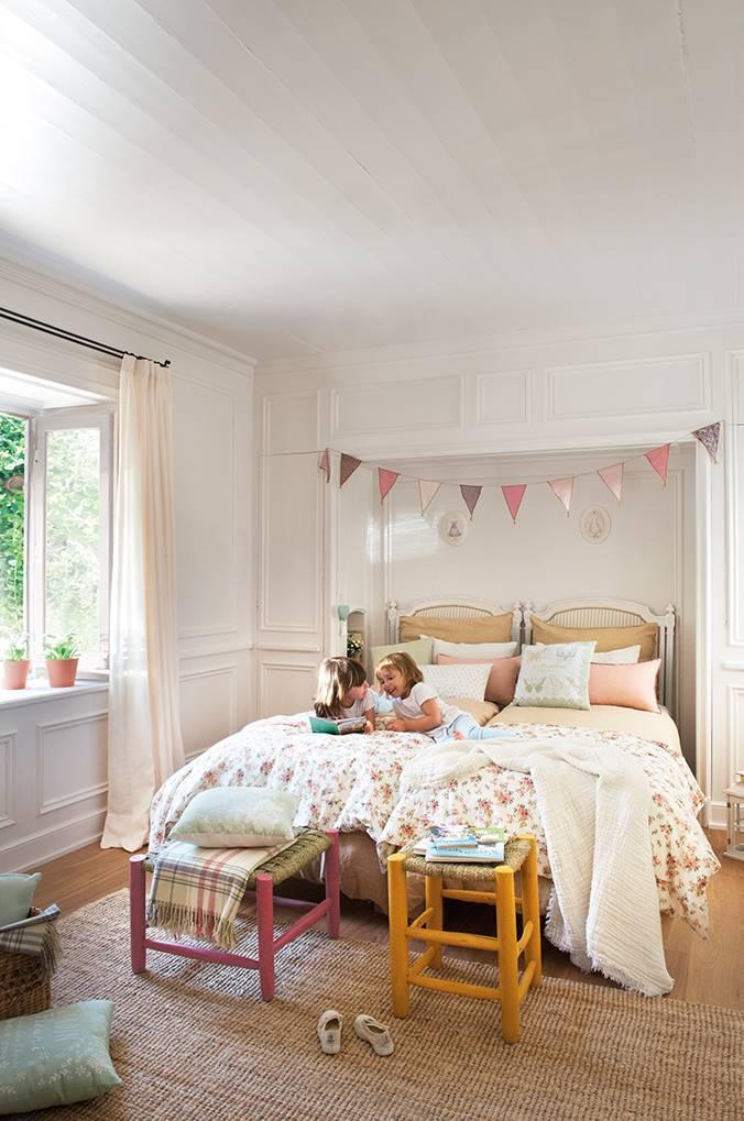 50 dormitorios de niña de cuento