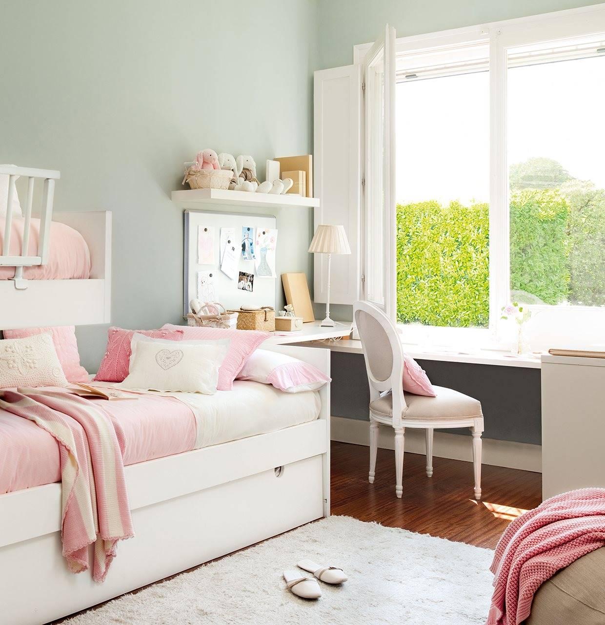 3 presupuestos para tener una habitaci n juvenil - Paredes habitacion juvenil ...