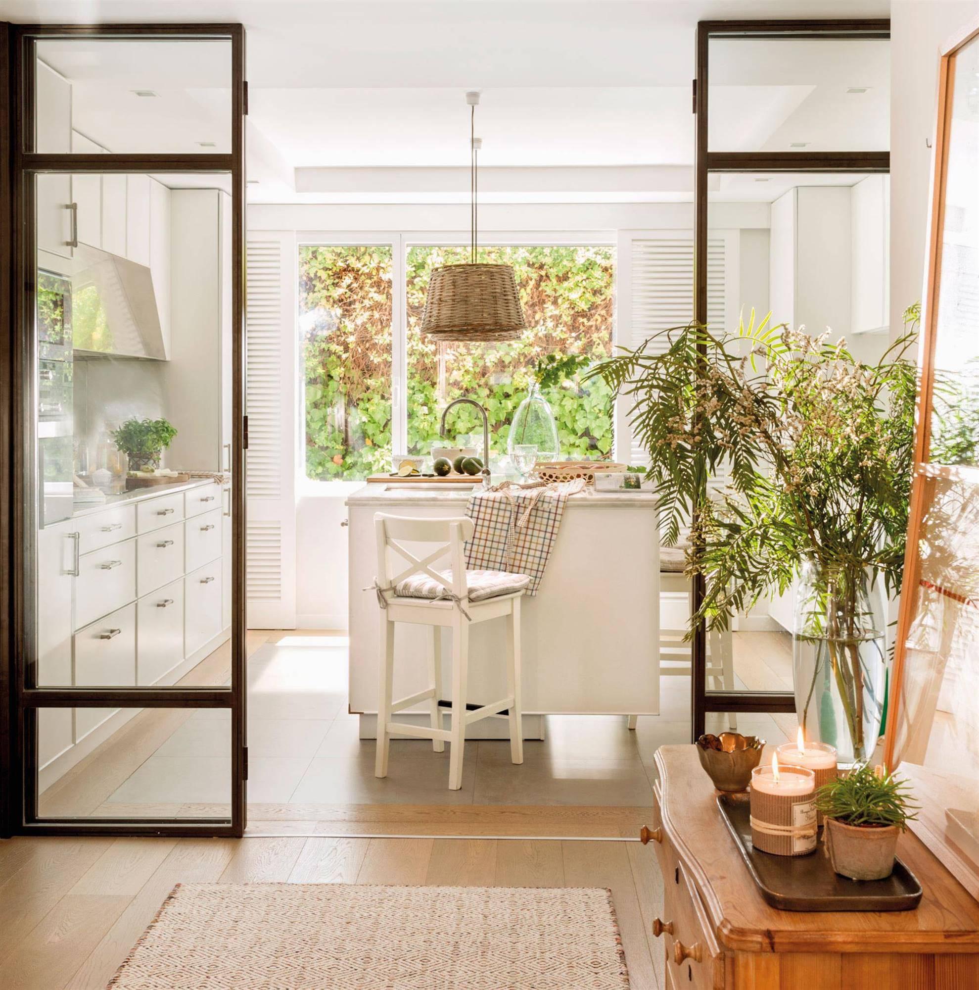 280 fotos de puertas correderas - Puertas de cristal para interiores ...