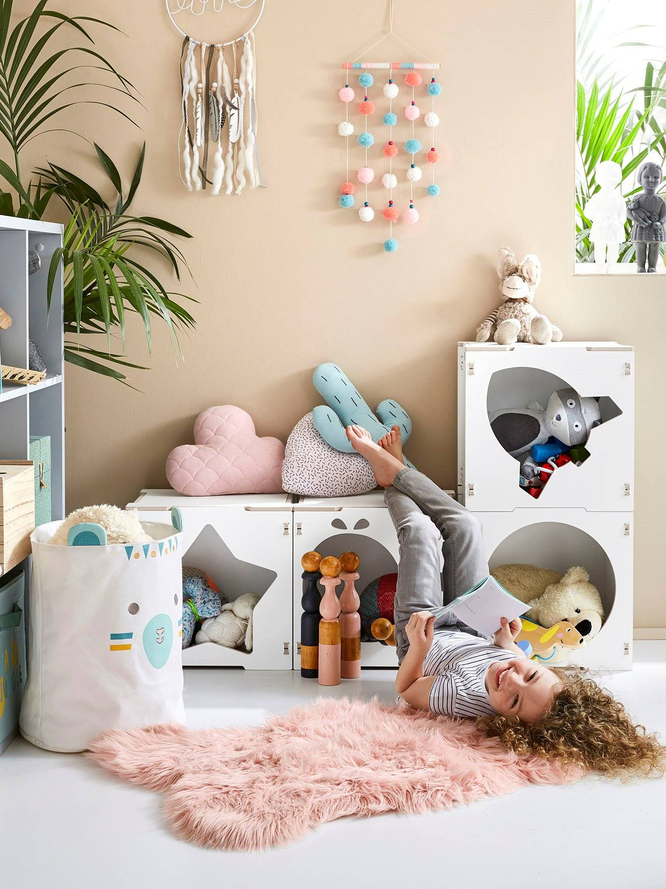 Habitaciones infantiles m s de 30 accesorios para decorarlas for Accesorios habitacion bebe