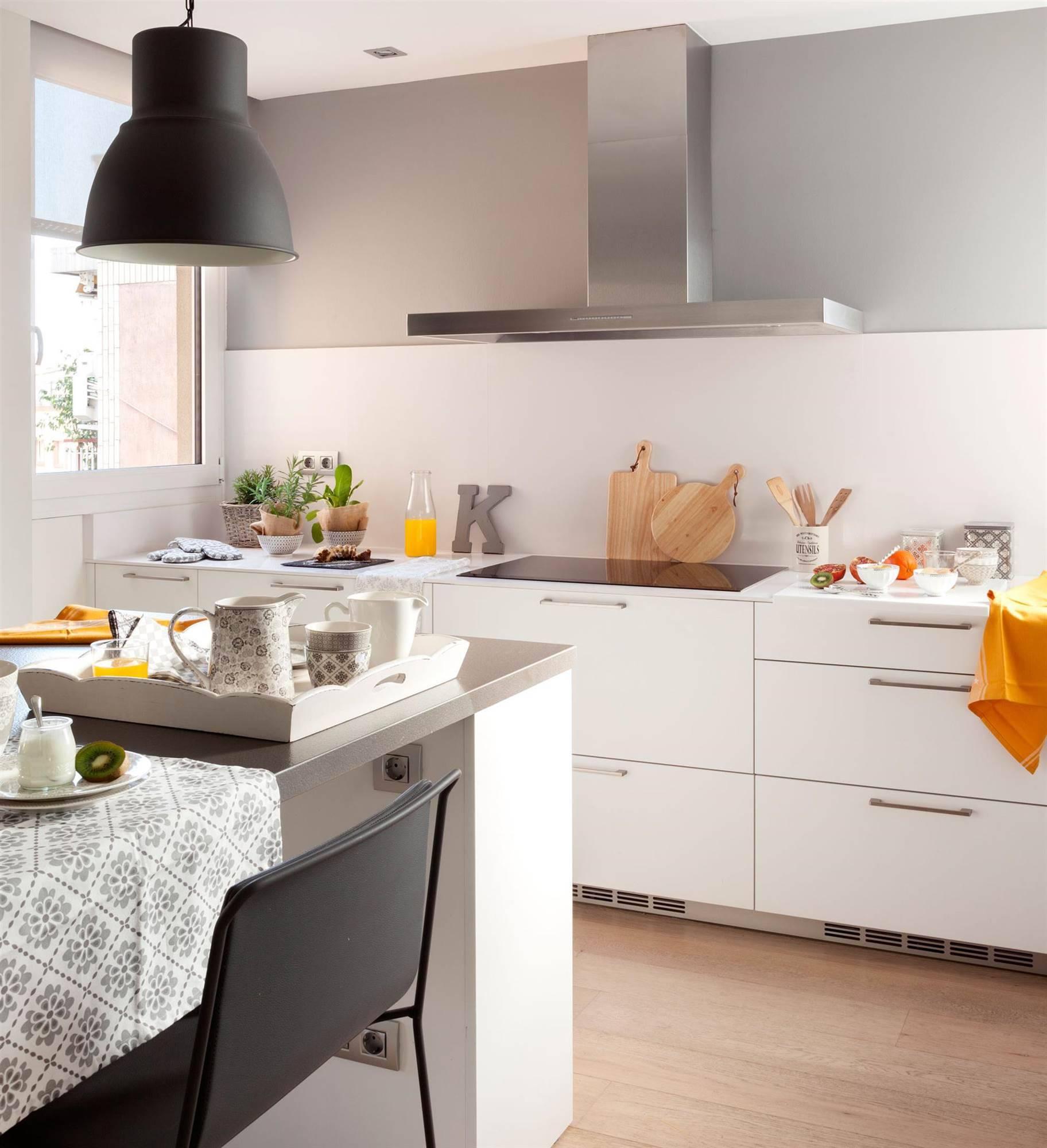 Salpicaderos un elemento discreto pero decisivo en tu cocina - Materiales de encimeras de cocina ...