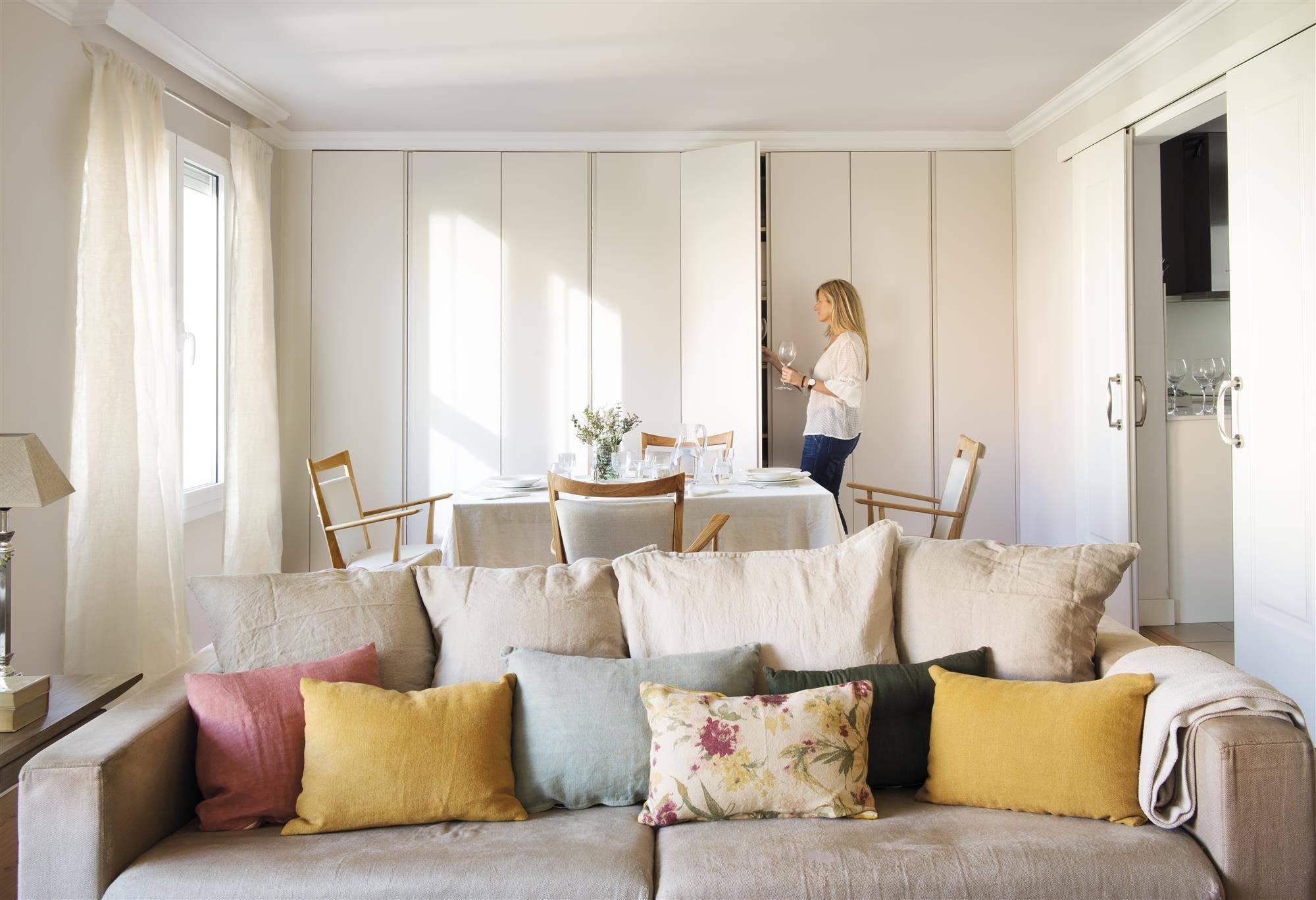 50 espacios bien aprovechados: soluciones para casas pequeñas