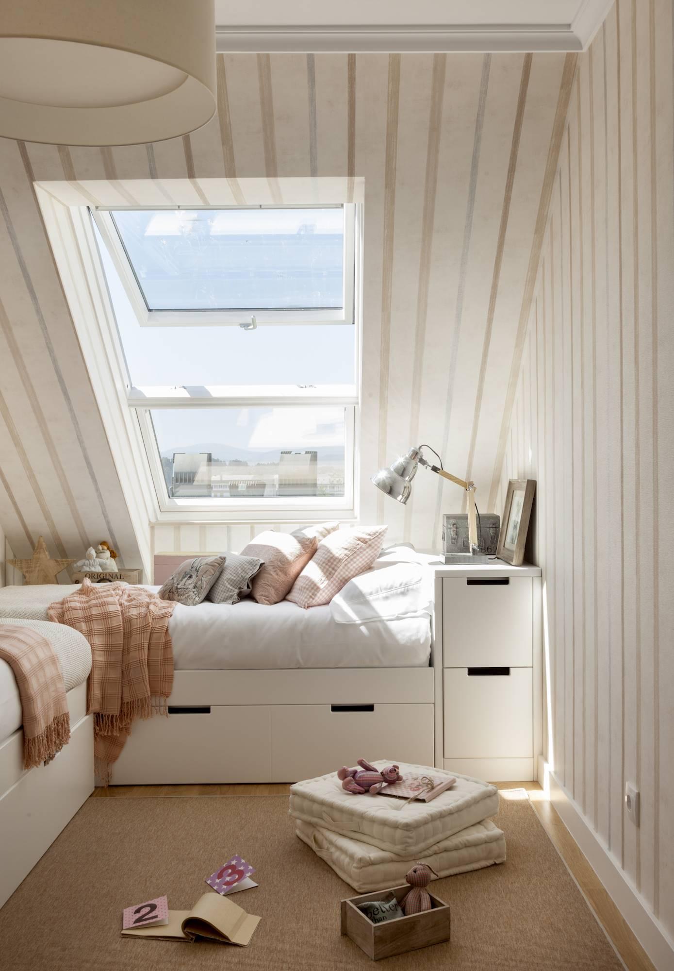 Dormitorios juveniles - Papel pintado vigo ...