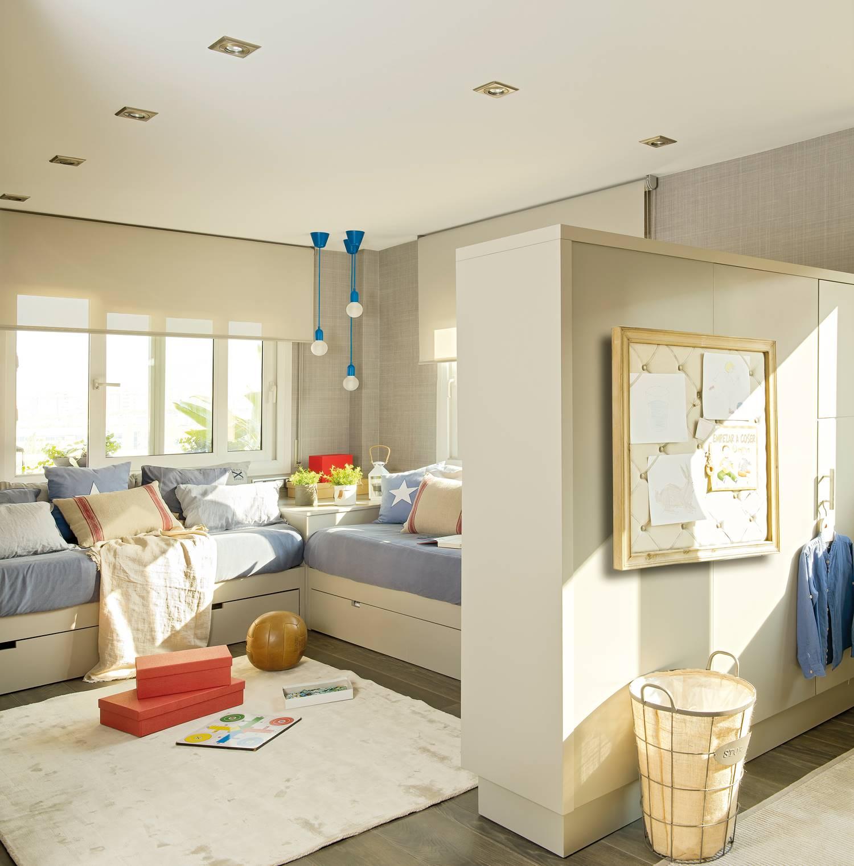 Dormitorios juveniles: fotos e ideas de decoración